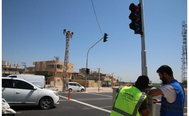 Büyükşehir'den acil önlem amaçlı sinyalize sistemi