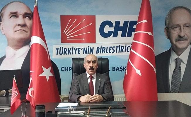 CHP'den HRÜ'de yaşanan gelişmelere tepki