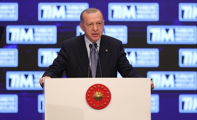 Erdoğan: Kritik eşiği yakaladık