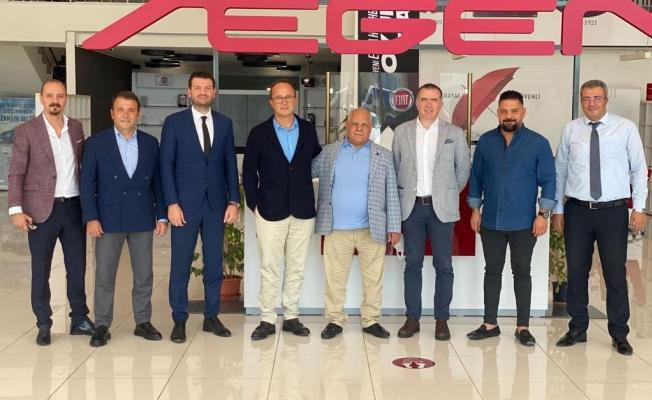 Fiat'tan Şanlıurfa'da üst düzey toplantı