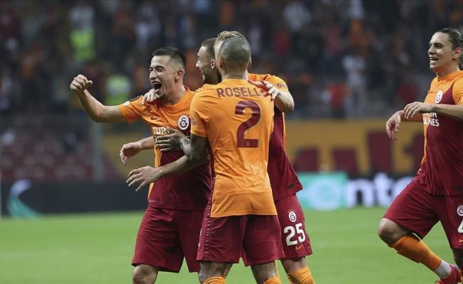 Galatasaray son 9 resmi maçında yenilmedi