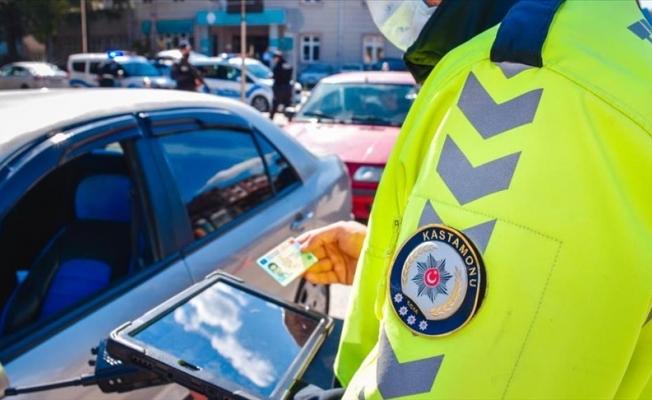 Güven Huzur Uygulaması'nda 1156 şüpheli yakalandı