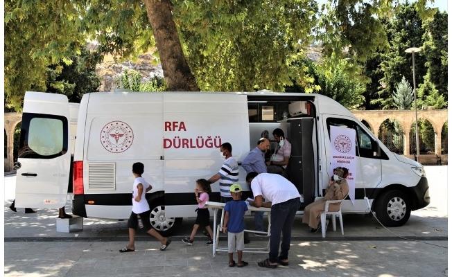 Şanlıurfa'da sahadaki ekip sayısı iki katına çıkarıldı