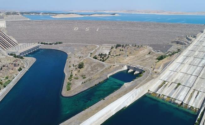 Şanlıurfa hidroelektrik kapasitesinde lider