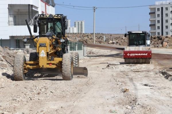 Seyrantepe'ye Yeni Yollar Açılıyor