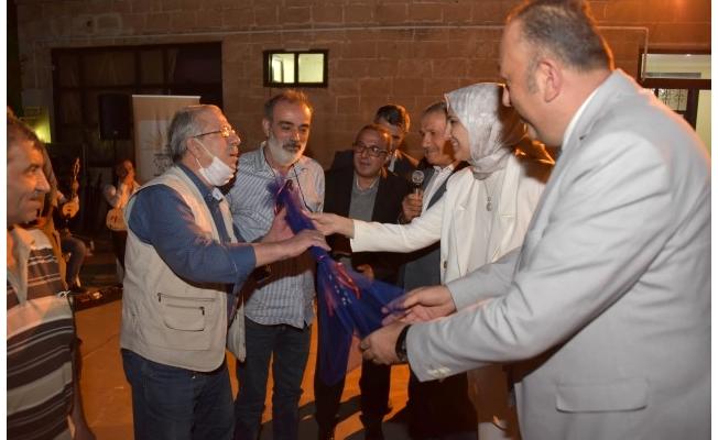 Siverek'te ''Ahilik Haftası'' etkinlikleri sürüyor