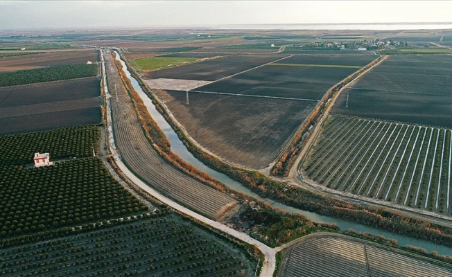 Suya göre tarım' yapılacak
