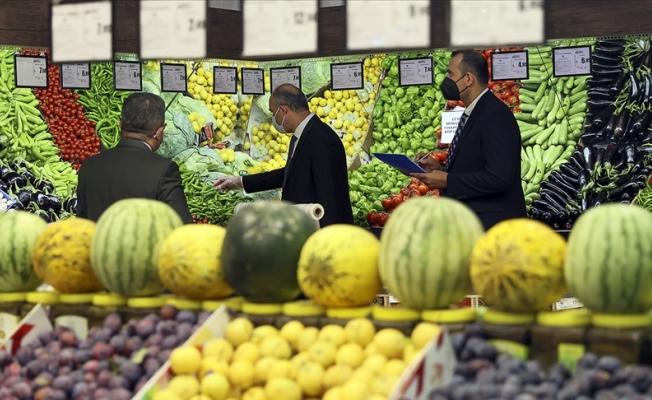 Ticaret Bakanlığından marketlerde fahiş fiyat denetimi