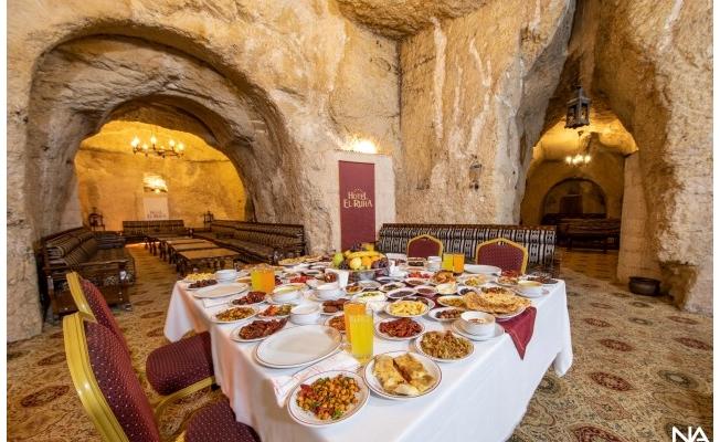 Türkiye'nin En İyi ve Zengin Yöresel Mutfağı ELRUHA Otelde