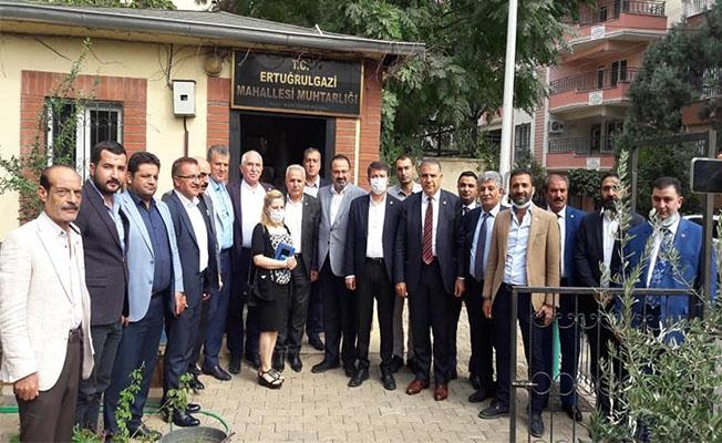 CHP'li 7 Milletvekili Şanlıurfa'da