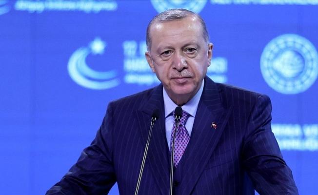 Erdoğan'dan uyarı: Harekete geçilmezse eğer...
