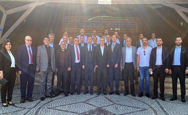 İzmir'de 'Şanlıurfa Tanıtım Günleri' düzenleniyor