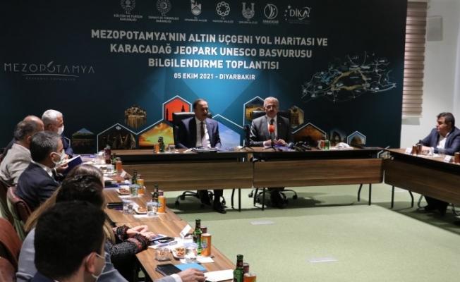 Karacadağ için UNESCO'ya başvuruldu