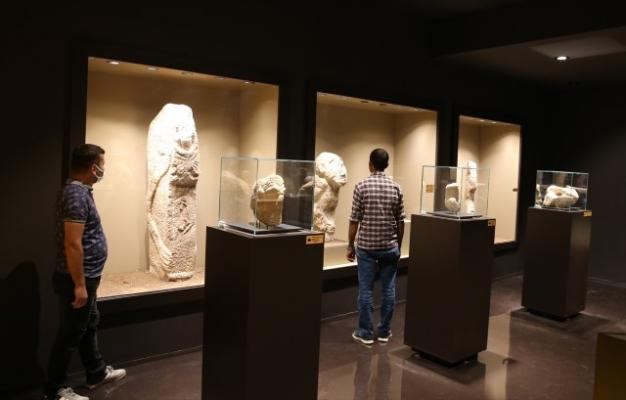 Karahantepe'deki Buluntular Arkeoloji Müzesi'ne ilgiyi artırdı