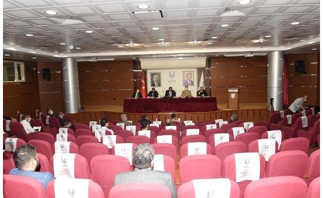 Okullarda Güvenli Ortam ve Eğitim Değerlendirme Toplantısı