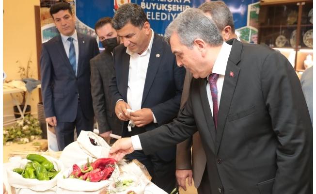 Tarımsal Hizmetler Daire Başkanlığı Tanıtıldı