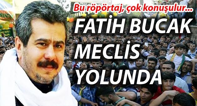 Fatih Bucak ile Özel Röpörtaj