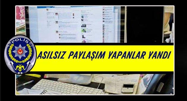 Sosyal Medyada Asılsız Paylaşımlar Takipte