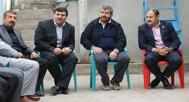 Kasım Gülpınar ve Fatih Bucak Köyleri Ziyaret Ettiler