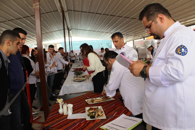 Eyyübiye Belediyesi Yemek Yarışması Devam Ediyor
