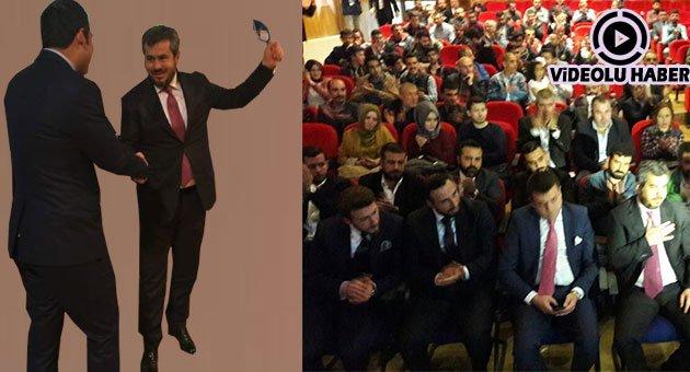 Fatih Bucak'tan Başkanlığa ve Yeni Anayasaya Destek