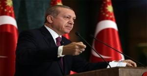 Erdoğan: Onlar Bizim Şeref Madalyalarımız