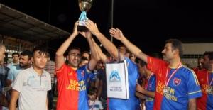 Eyyübiye Belediyesi'nin Futbol Turnuvası Sona Erdi