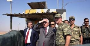 Vali Tuna Önceliğimiz Sınır Güvenliği