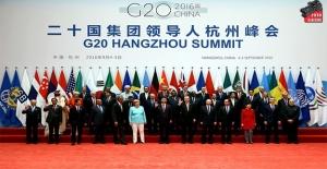 G20 Liderler Zirvesi Başladı