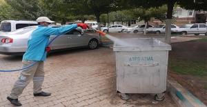 Haliliye'de Kapsamlı Temizlik Çalışması