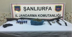 Jandarma#039;dan Uyuşturucu Operasyonu