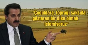 Tarım Arazileri Ekonomiye Kazandırılacak