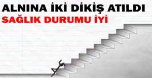 AK Partili Vekil Merdivenlerden Düştü
