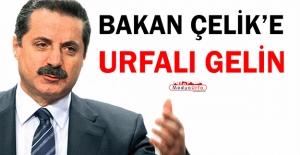 Bakan Çelik#039;in Şanlıurfa Sevgisi