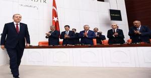 Cumhurbaşkanı Gazi Mecliste Konuştu