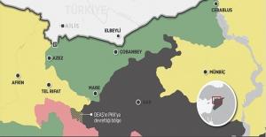 DEAŞ O Bölgeyi PKK'ya Terk Ediyor
