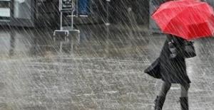 Urfa'ya sağanak yağış geliyor!