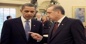 Erdoğan Obama ile DEAŞ'ı Görüştü