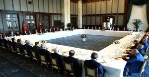 Erdoğan Kanaat Önderleriyle Buluştu