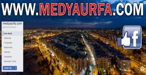 MEDYAURFA.COM Facebook'ta