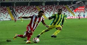 Sivasspor: 2 Şanlıurfaspor: 0