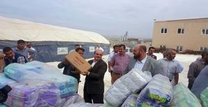 Suriye'ye İnsani Yardım