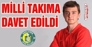 Urfaspor'un Genç Yıldızı Milli Takım Yolcusu