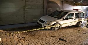 AK Partili Başkanı'nın İş Yerine Bombalı Saldırı