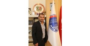 Büyükşehir Gaziantepspor'da Diyadin ile sözleşme imzalandı