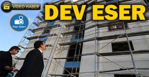 Eyyübiye Belediyesi Hizmete Doymuyor