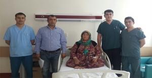 HRÜ'de Tüp Mide Ameliyatı Yapıldı