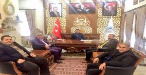 Kemal Kılıç, Ekinci ile Görüştü