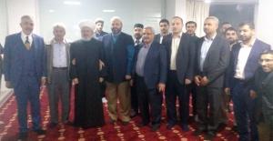 Müftü Açık Urfa'daki Şeyhleri Ziyaret Etti