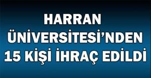 Üniversiteden İhraç Edilenlerin İsimleri